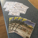 Property booklets and feature cards